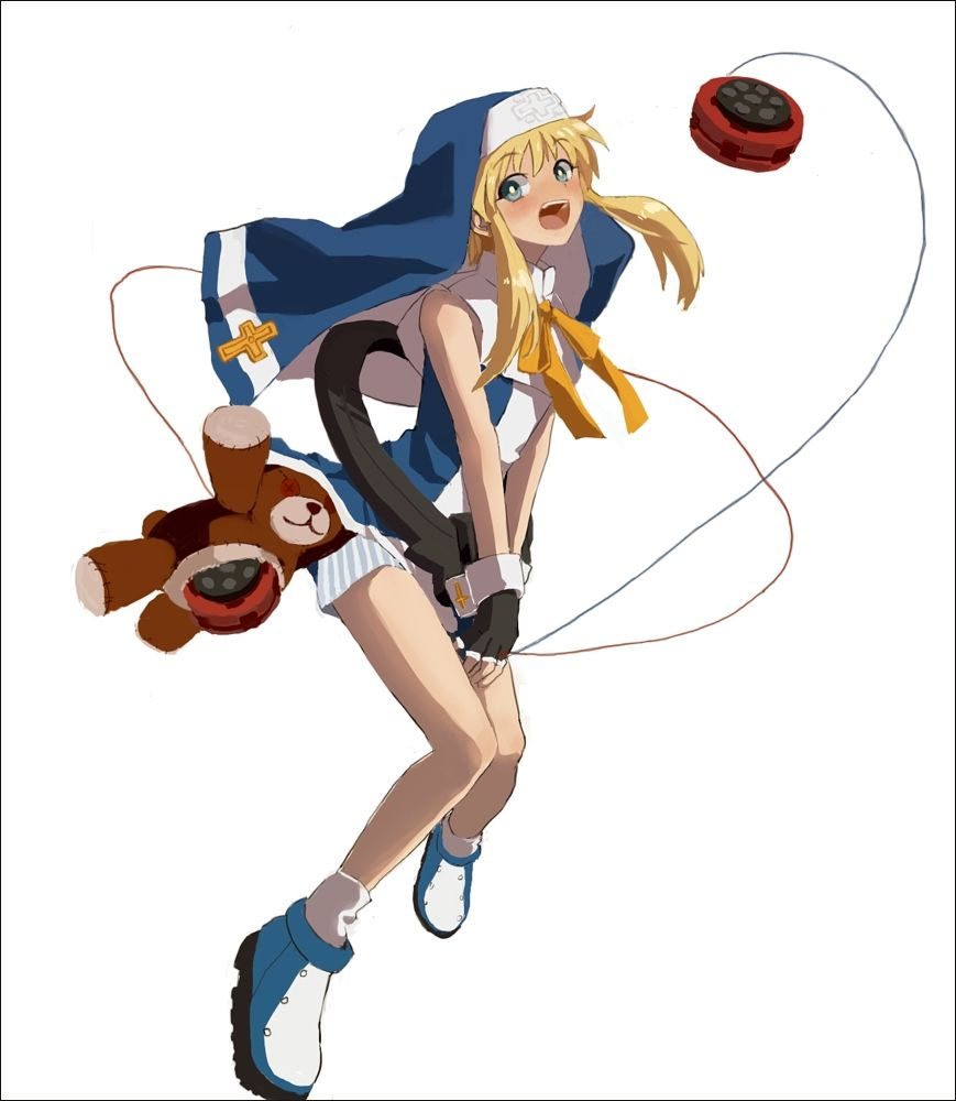 Bridget Guilty Gear Guilty Gear Anime Traps Princess Zelda