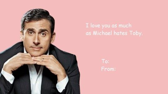 11 Office Themed Valentines To Give To Your Sweetheart This Valentine S Day The Office Valentines Funny Valentines Cards Valentines Memes
