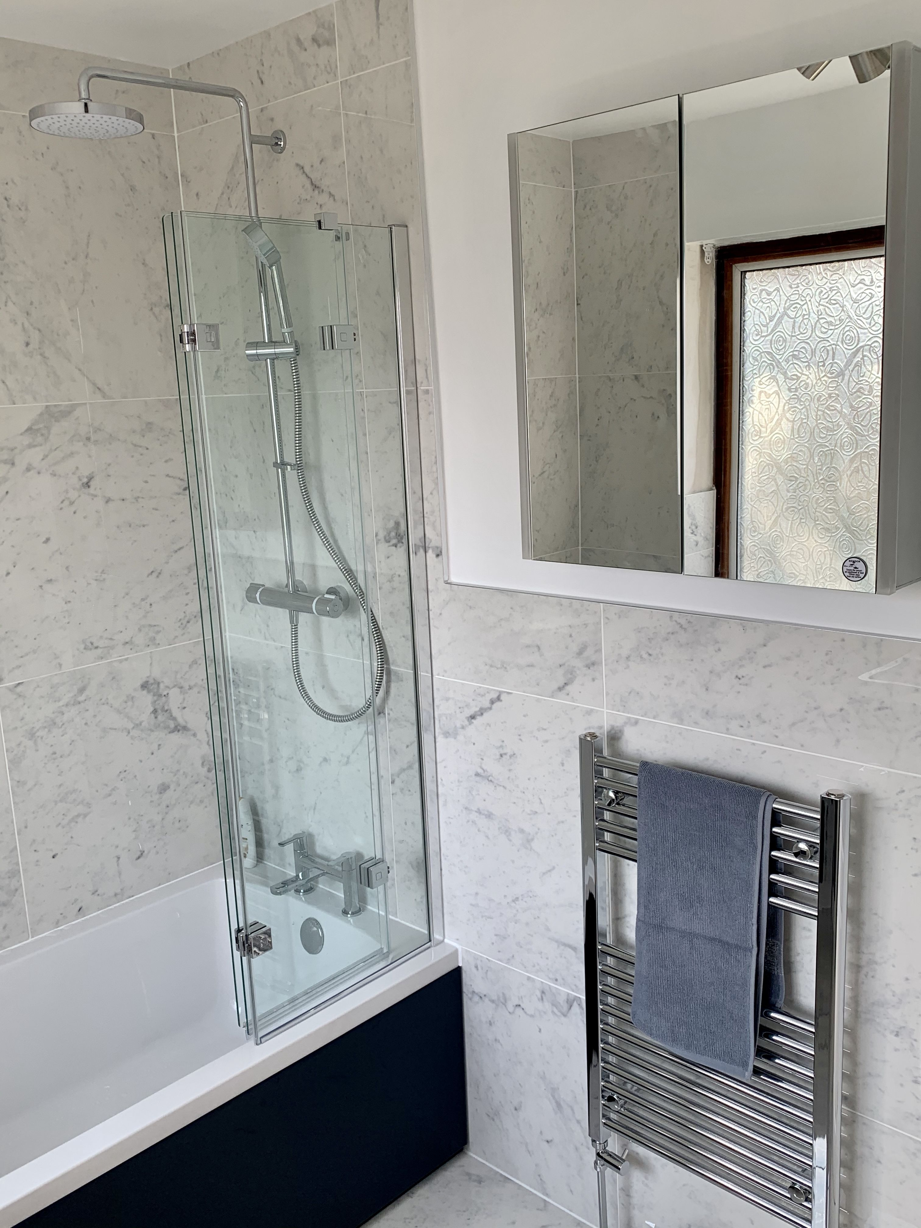 Marc Anthony Bathrooms in 2020 | Shower bars, Shower ...