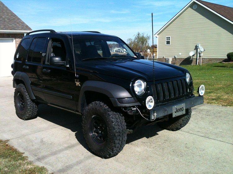 Jeep Liberty 2006 Custom