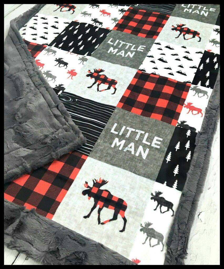 Perfect little boy quilt! | One Day- for little hands | Pinterest ... : little boy quilts - Adamdwight.com