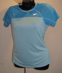 Nike Sprinter Dri-FIT Mesh Running Top womens athletic t shirt RETAIL $35 XL NWOT