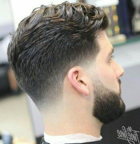 pinrawshan on hire stylish  taper fade haircut mens