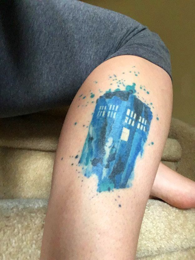 Einfach Nur 37 Megaschone Watercolor Tattoos Cool Tattoos