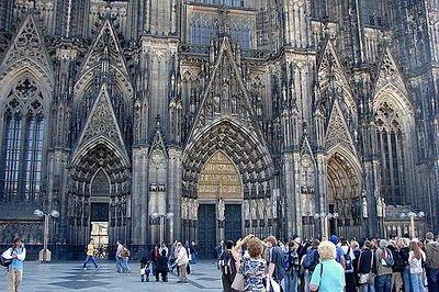 Pin De Adamel Goyan En Catedrales Del Mundo Catedral De Colonia Catedral Gotica Catedral