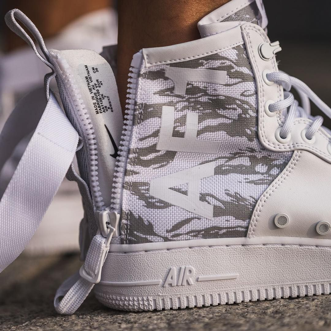 2air force 1 winter camo