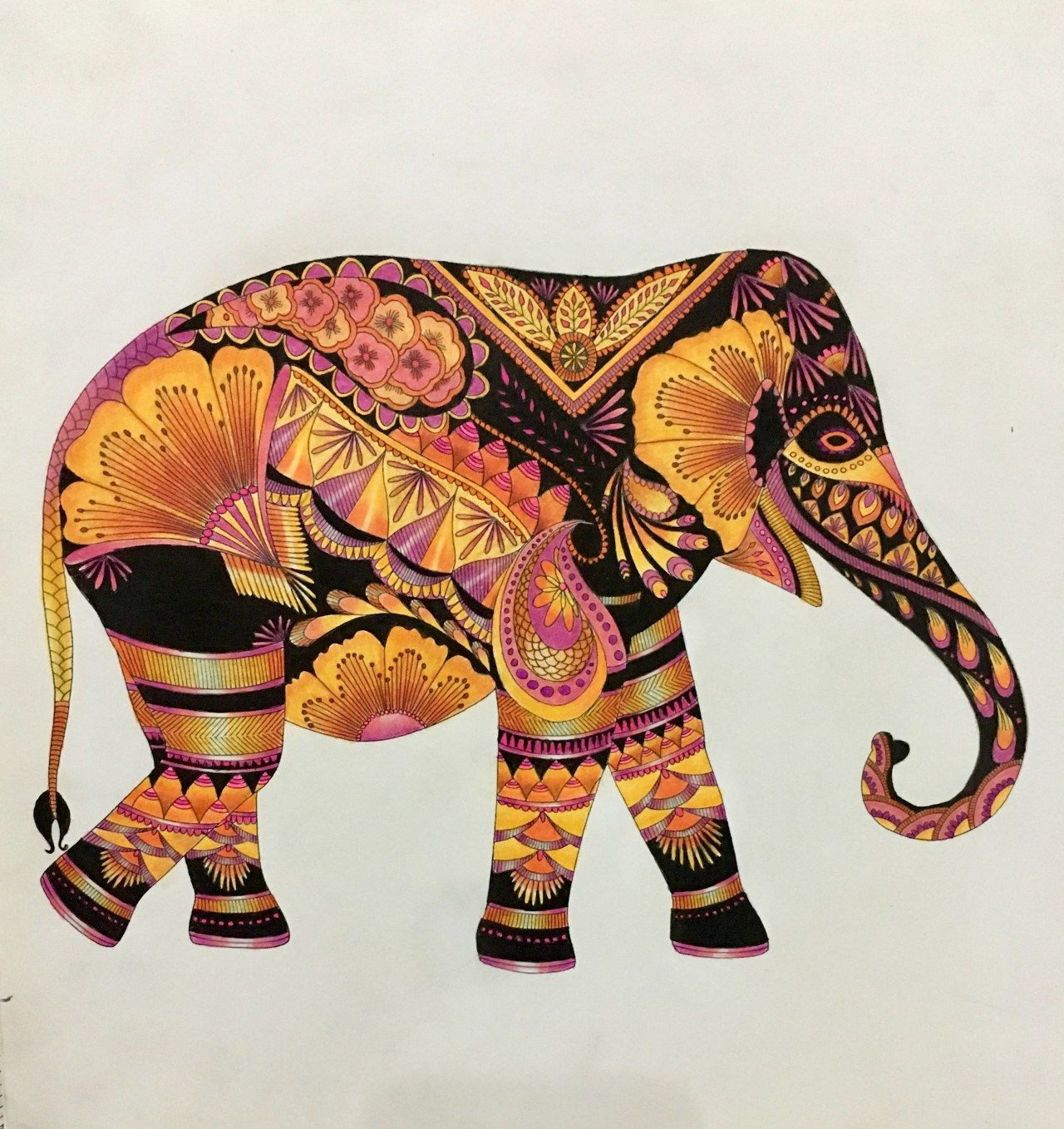 visit the post for more. in 2020 | elephant art, coloring