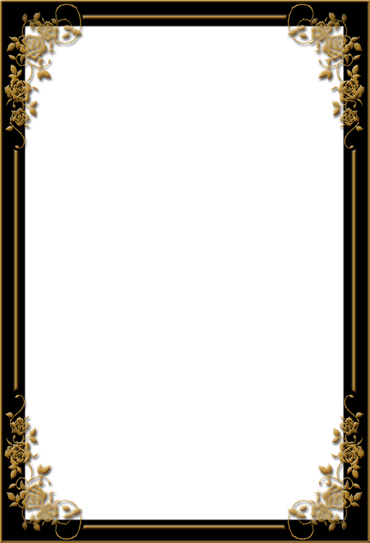 Rose frame01a -- You're welcome to use and abuse this as ...