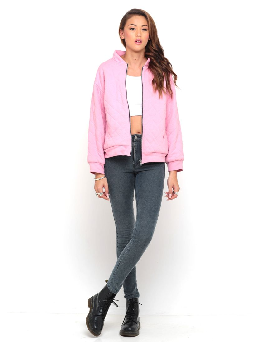 K it's a not a leather jacket but it's too pretty not to include! Motel £60