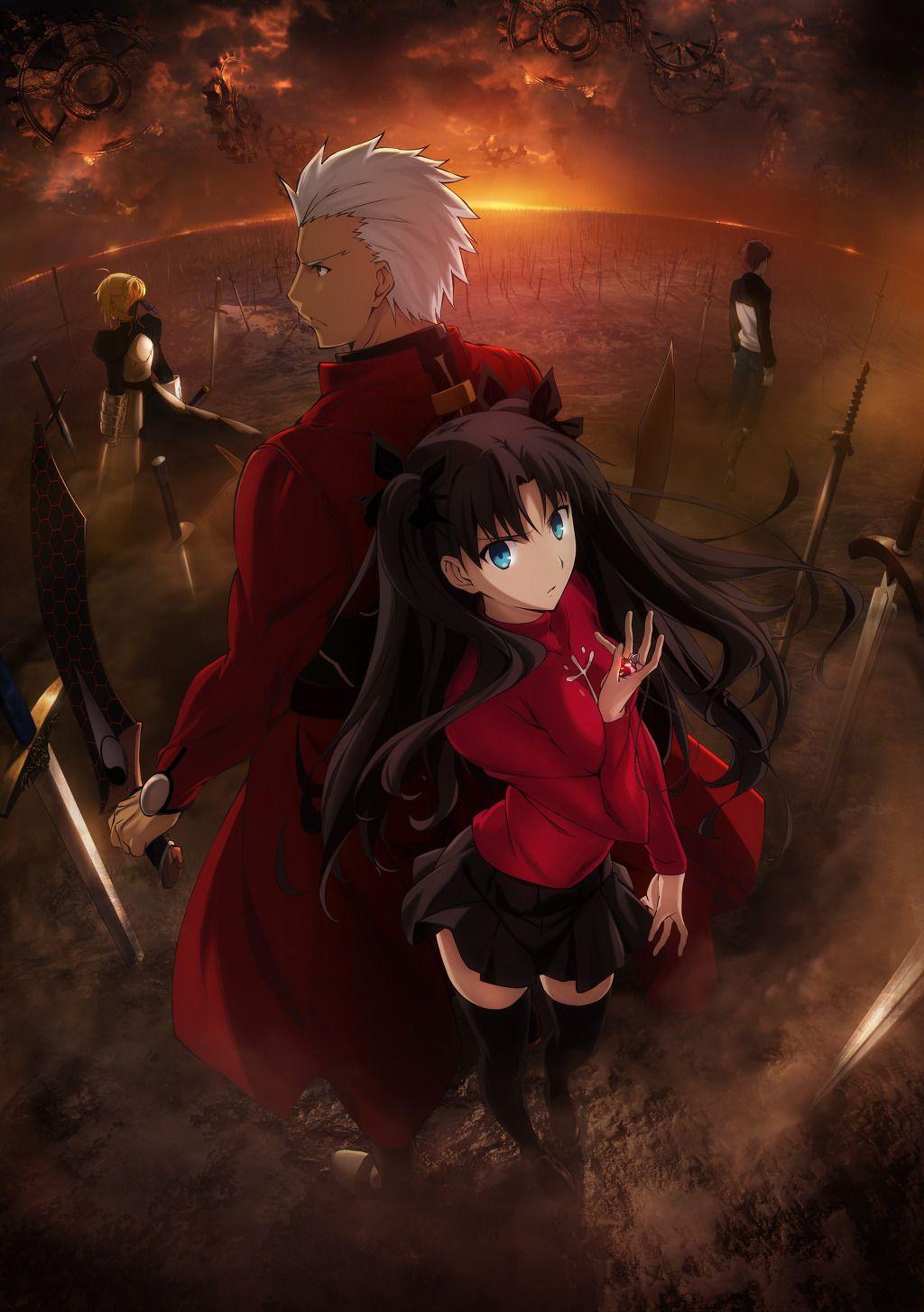 Shirou Emiya / Saber / Rin Tohsaka / Archer【Fate/Stay