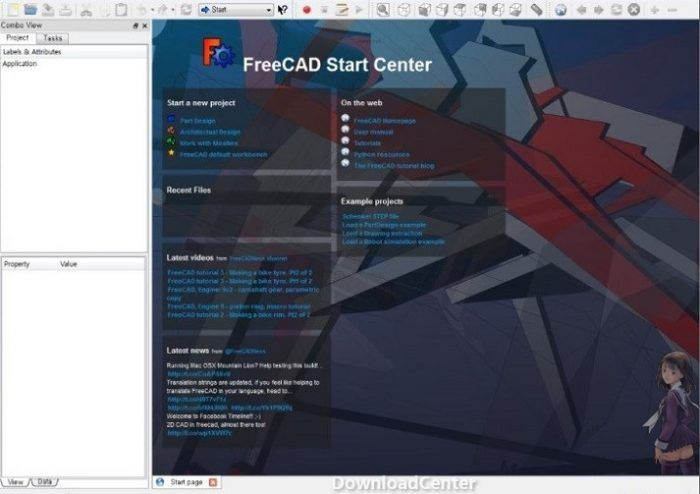 Download FreeCAD 3D Graphics 🥇 Designers for PC/Mac/Linux