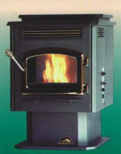 I Heat My House By Burning Corn Wood Pellet Stoves Pellet Stove