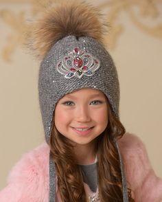 Зимние шапочки для детей | Купить теплые детские шапки ...
