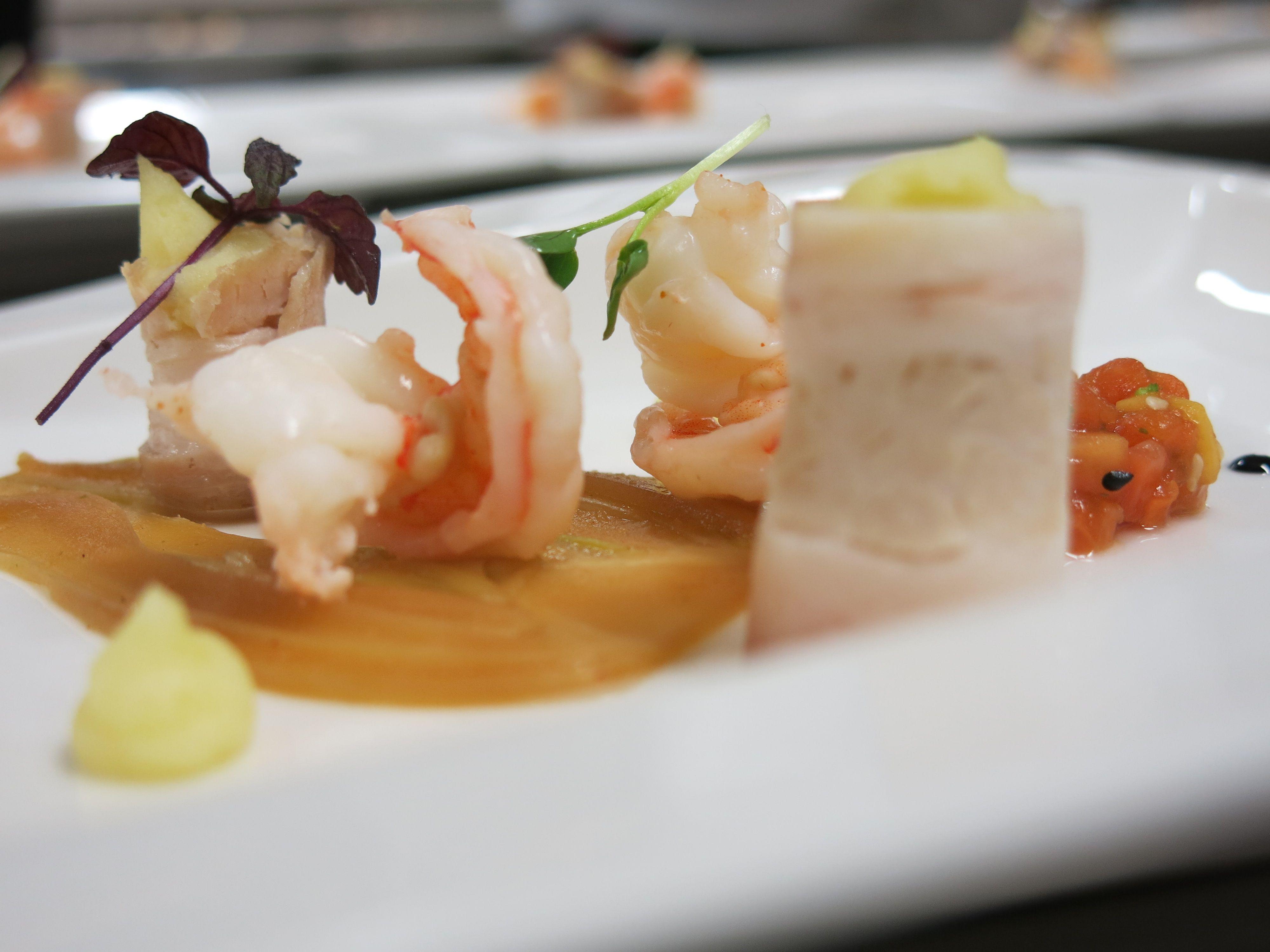 köstliche Spezialitäten von unserem Küchenchef Hr. Peringer