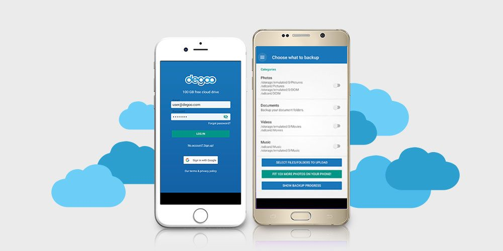 Land A Lifetime 2tb Backup Plan From Degoo Premium For Just 59 99 Online Backup Cloud Backup How To Plan