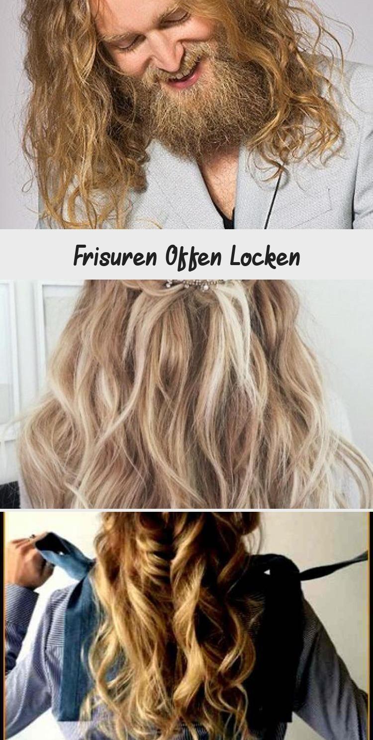 Pinsel Frisuren Einfach Frisur Halb Offen Frisuren Lock Locken In 2020 Easy Hairstyles Open Hairstyles Hairstyle