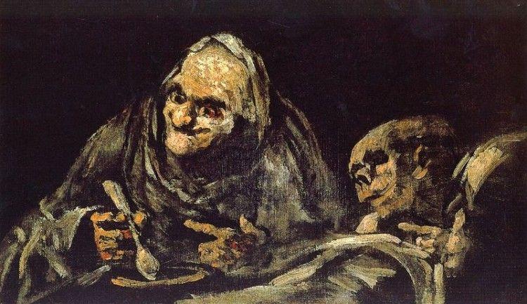 Goya Paintings Google Search Arte Oscuro Pintura Negra