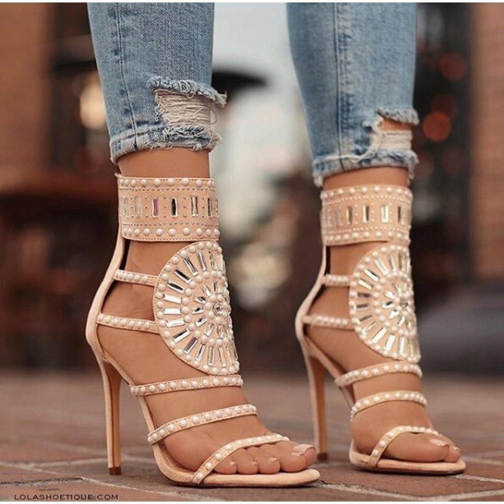Ankle Strap Sandals | Open Toe Sandals For Women 2