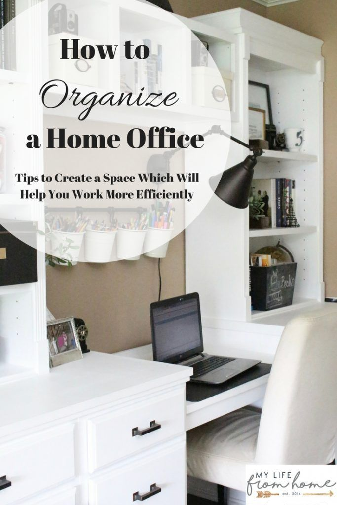 Room By An Organized Office E Tips To Creating Help You Work More Efficiently Home Stylish