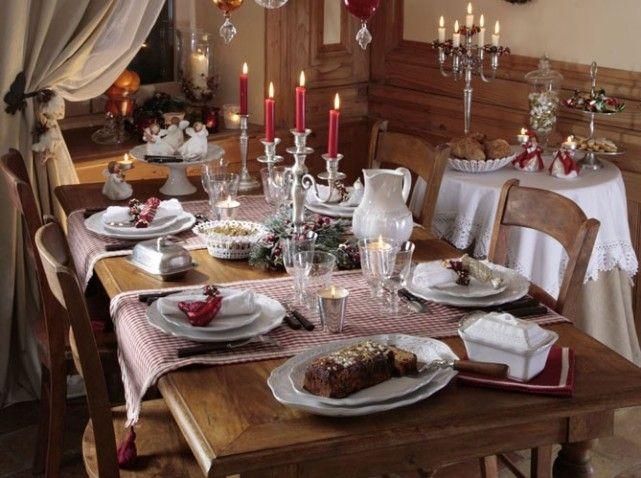 Favori Déco table de fête Comptoir de famille | Salle à manger  JP42