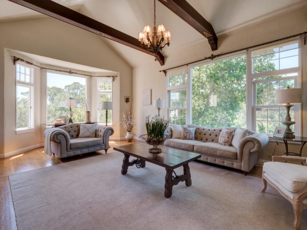 447 Hillcrest Rd, SAN CARLOS, CA 94070 Master bedroom