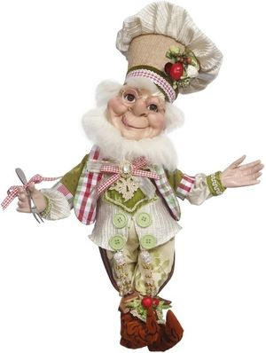 Kitchen Elf Medium Size Mark Roberts Item 51 71818 At Shelley B Home And Holiday Com Mark Roberts Elves Mark Roberts Fairies Mark Roberts