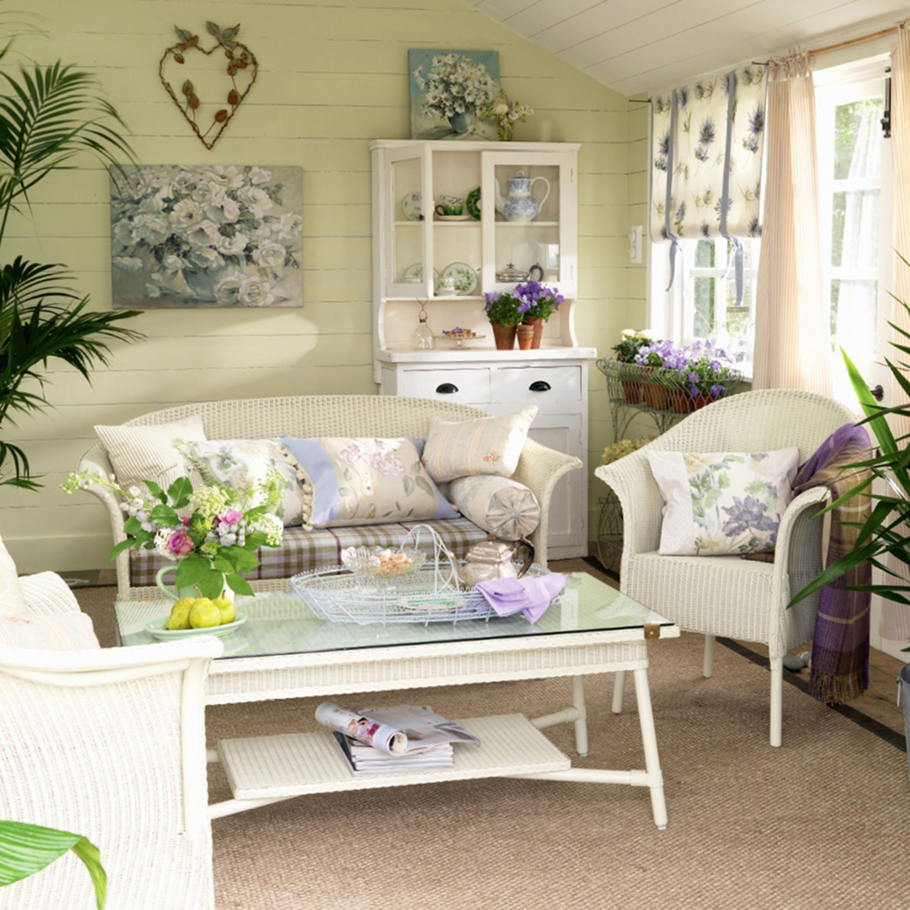 9 The Best Home Interior Decoration Ideas When Summer Comes
