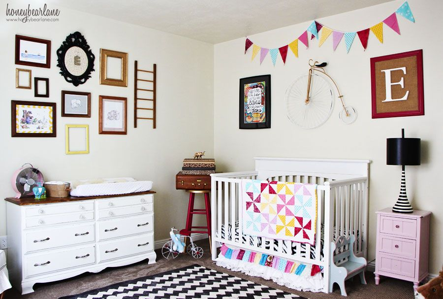 1000+ images about Nursery gallery wall inspiration on Pinterest ...