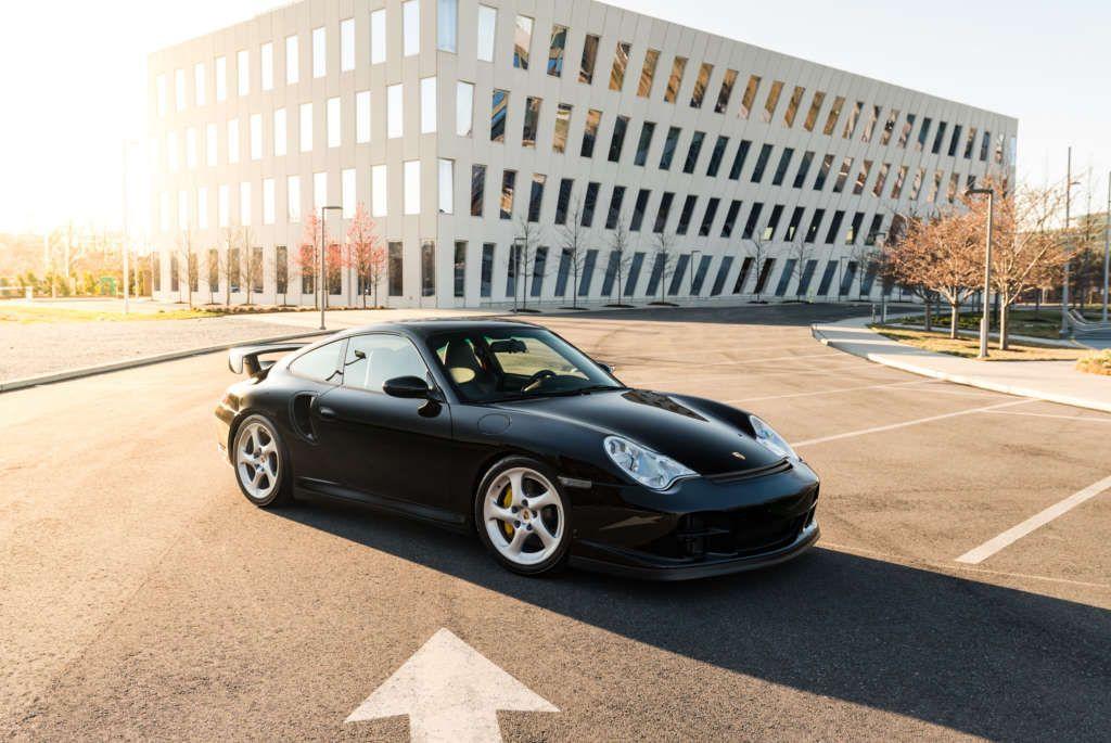 For sale Porsche 996 GT2 2003 Porsche