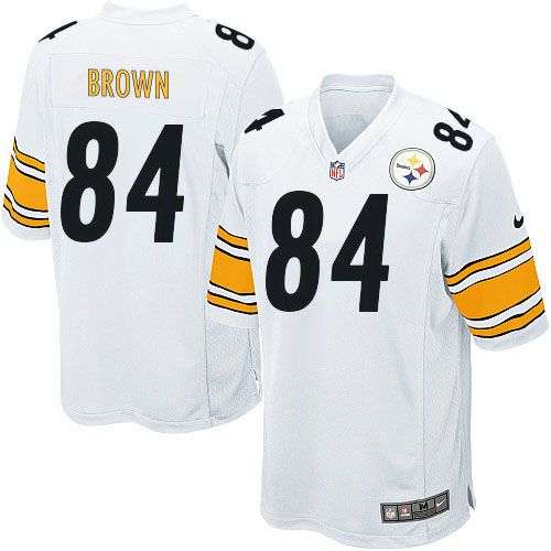 antonio brown steelers youth jersey