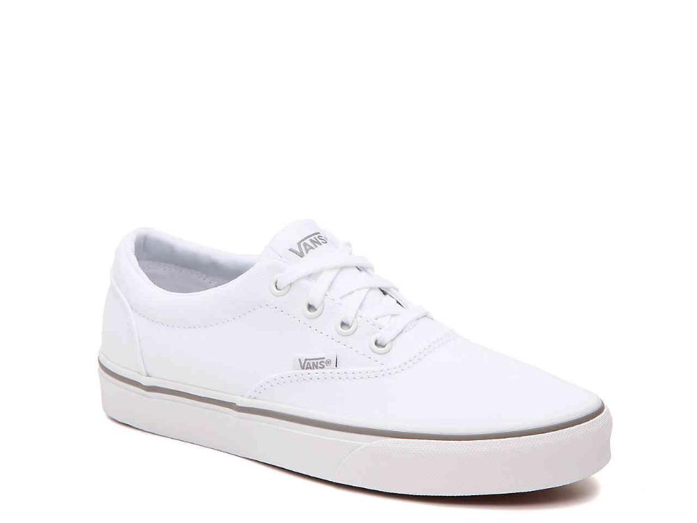 Vans Doheny Sneaker - Women's   White