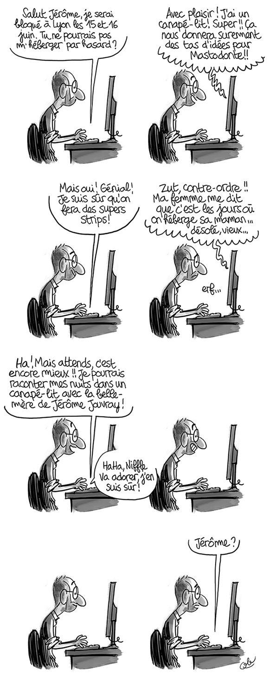 Mastodonte Powaaaa !  Obion blog