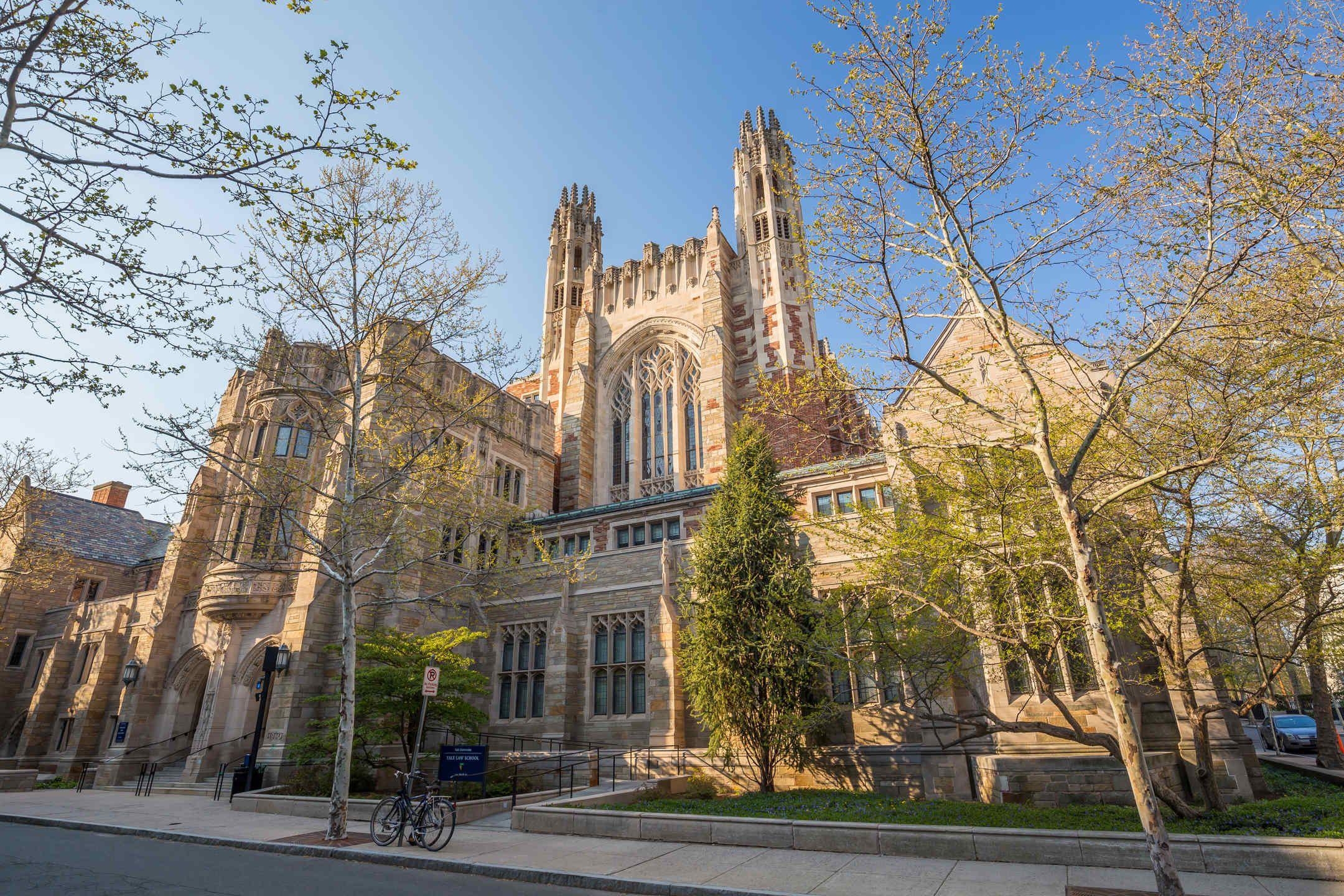 Yale University Yale Law School Yale University Dream College