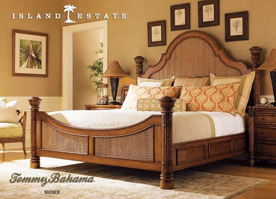 Pin by erica polyanchek on bowchicawowwow pinterest - Tommy bahama bedroom furniture clearance ...