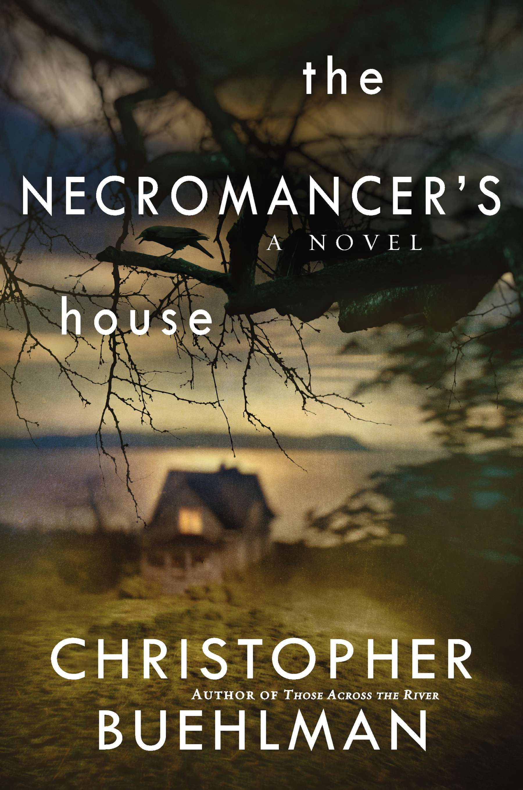 Christopher Buehlman S Novel The Necromancer S House Is One Of