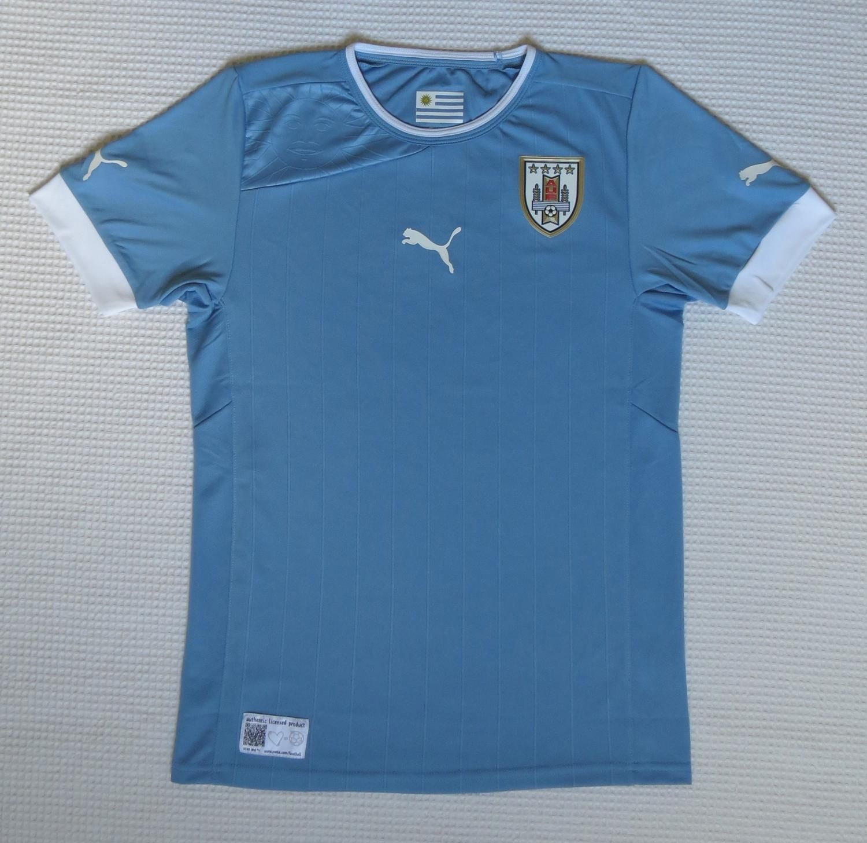 12d43a3ef80 Uruguay football shirt 2011 | football team | Football shirts ...