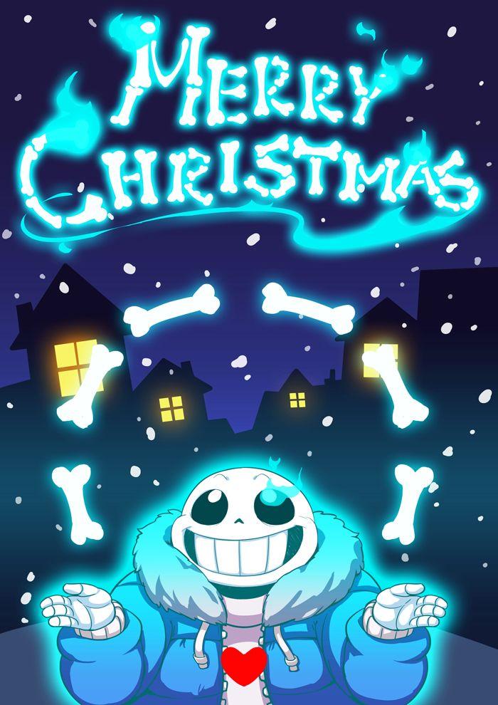 gurumo: Merry Christmas ~~~!!! - All Sans, All The Time