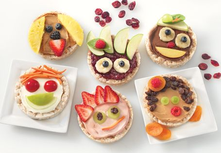 healthy fruits and veggies fruit cakes