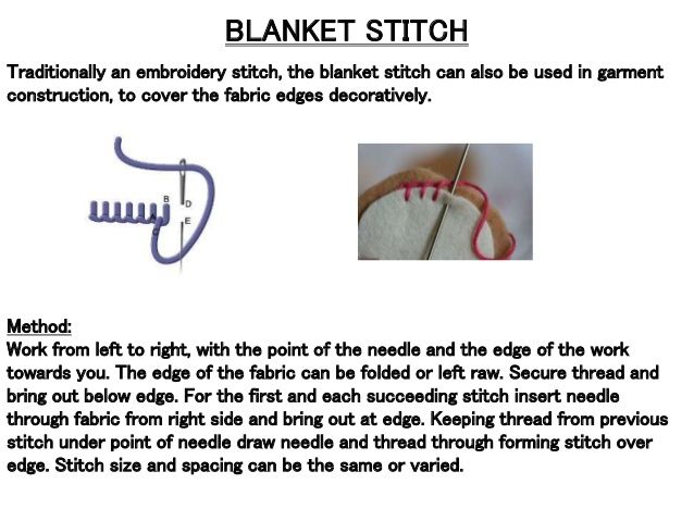 Basic Hand Stitches Used For Embroideries With Images Hand