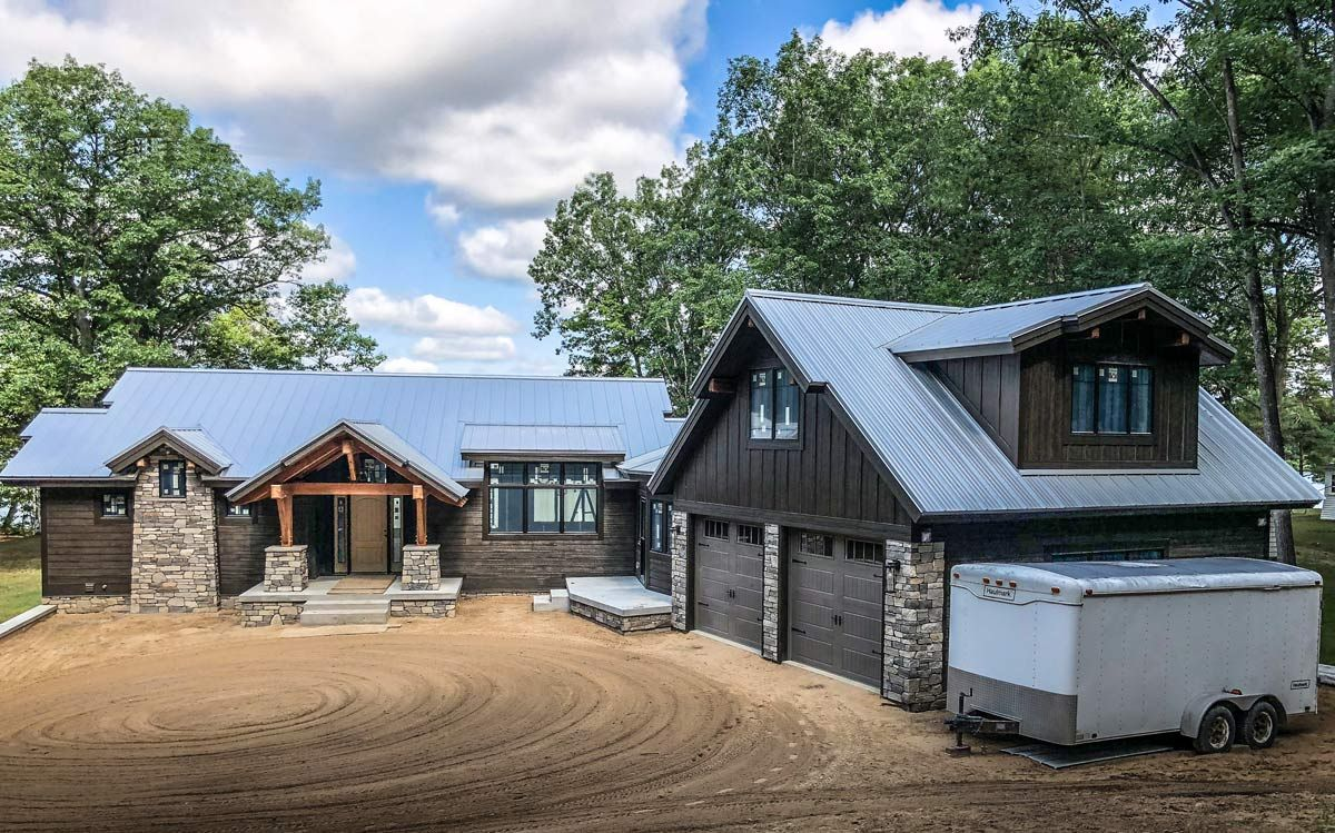 Yount | Timber Frame Home Designs | Timberbuilt | Defiance Ranch in