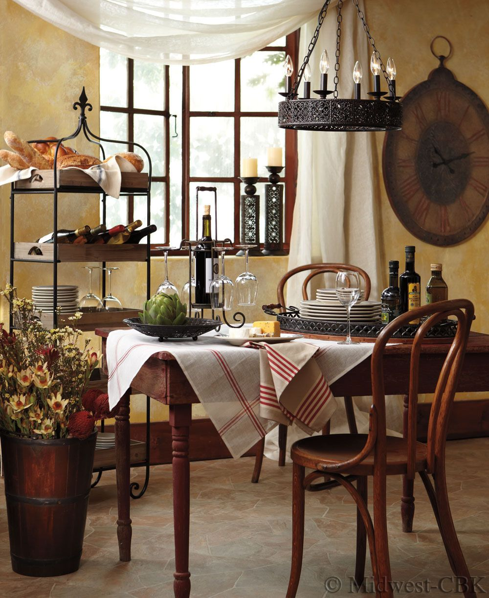 Toscana Global Design Continues To Influence Home Décor And Midwest Cbk S New