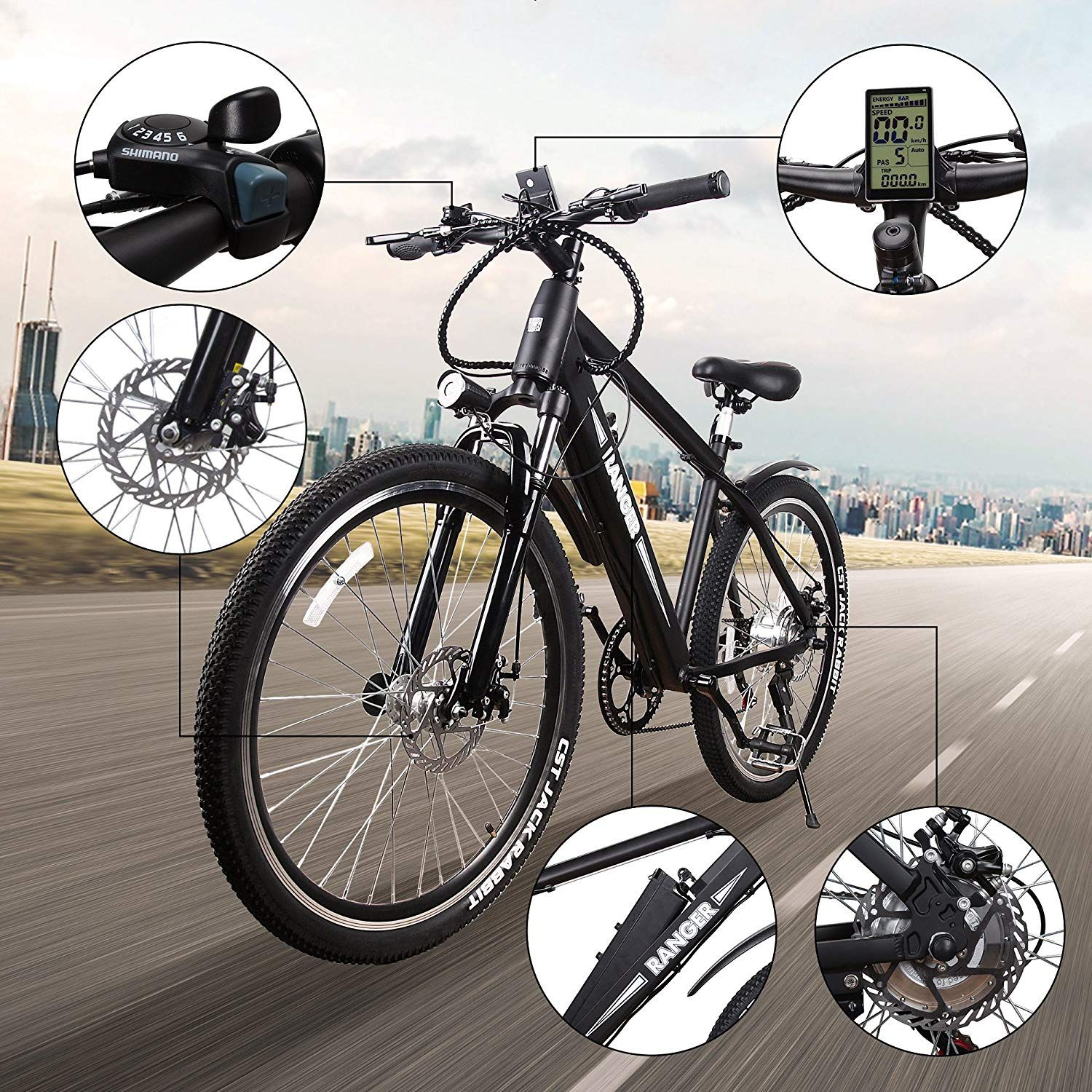 Top 10 Best Electric Mountain Bike In 2020 Review Electric