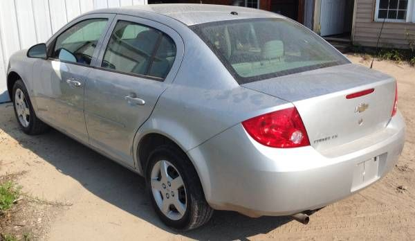 2008 Chevy Cobalt LT Silver 117K Clean | Projects to Try