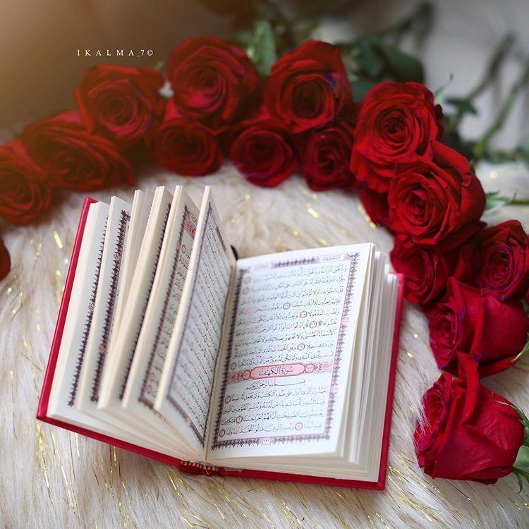 Engineer Maha Elburdini On Instagram اقرأ من القرآن بقدر ما تريد من السعادة Floral Wallpaper Phone Quran Book Beautiful Quran Quotes
