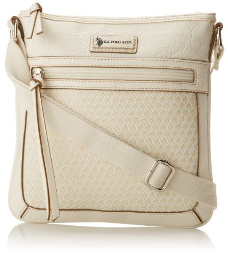 U.S. Polo Assn. Saratoga Woven Cross Body Bag f9b64dc223bfe