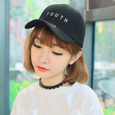 baseball caps wholesale philippines london for sale in dubai youth cap girls black letters embroidered