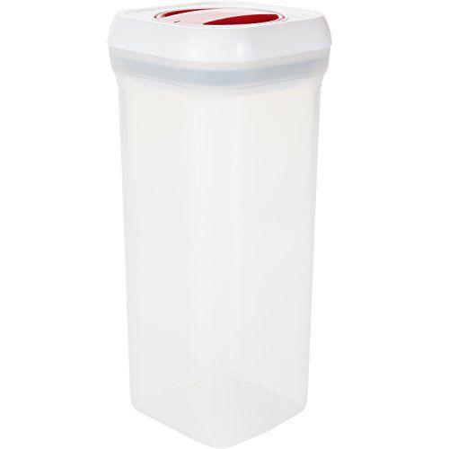 PERSIK Premium Airtight 155 Quart Square Storage Container This