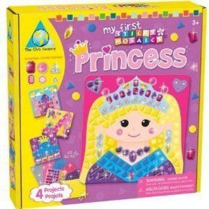 The Orb Factory My First Sticky Mosaics® Princess  by The Orb Factory