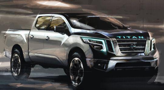 Nissan An Warrior Concept