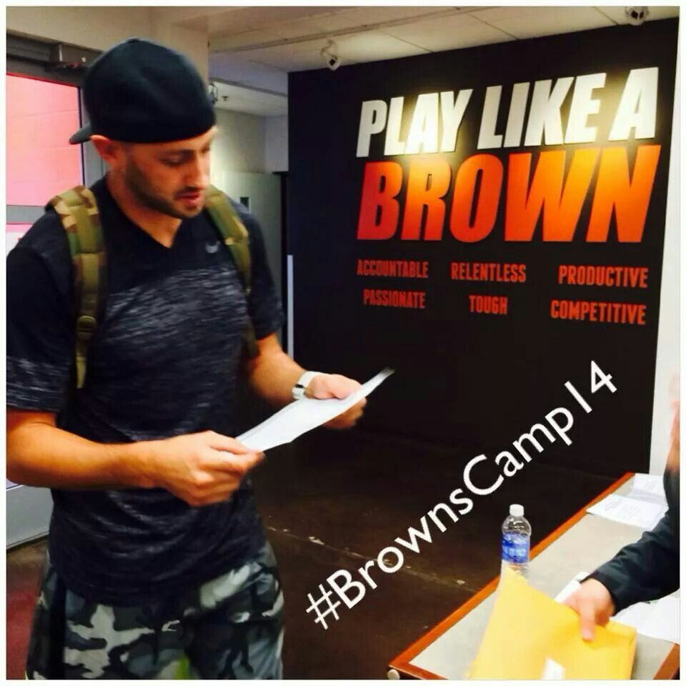 Brian Hoyer Cleveland Browns History Cleveland Browns Football Cleveland Browns